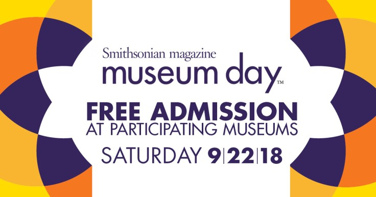 Image result for free museum day