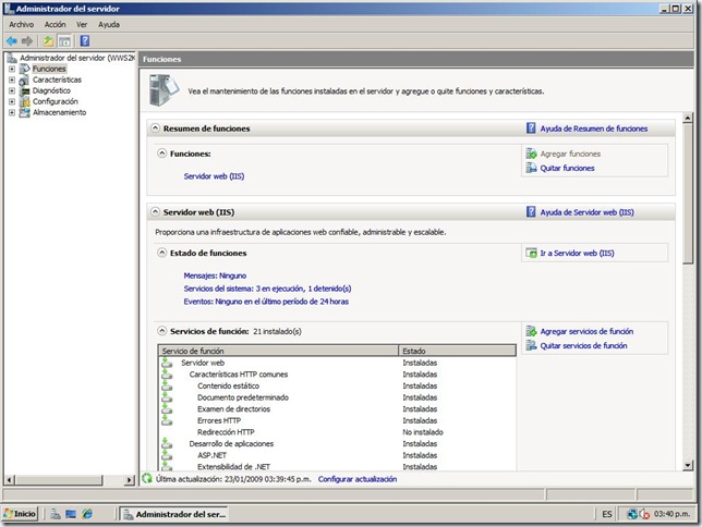 How To: Administrar IIS7 de forma remota (3/6)