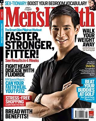 Men's Health Philippines November 2010 Issue