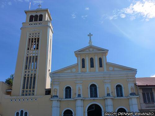The church of Manaoag