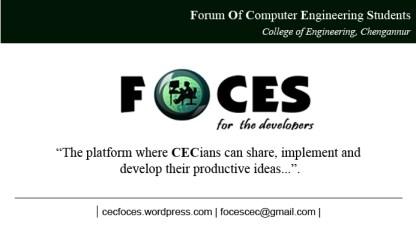 CEC FOCES
