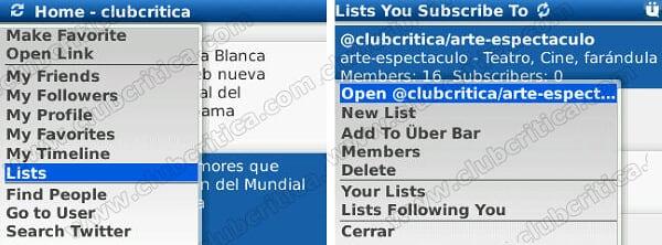 BB UT List