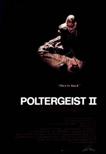 Poster do filme Poltergeist 2 - O Outro Lado