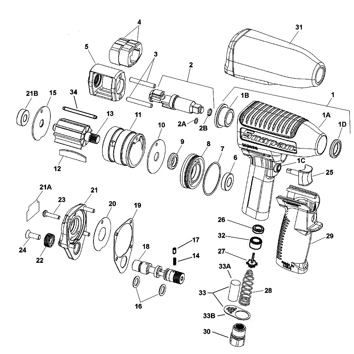 Ingersoll Rand Wiring Schematics