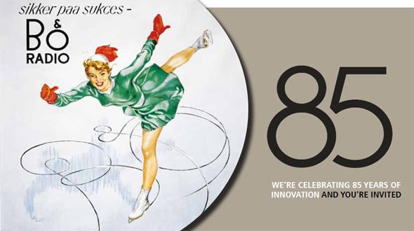 Bang & Olufsen 85 Years