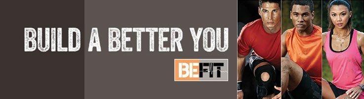 Build A Better You | BeFit banner