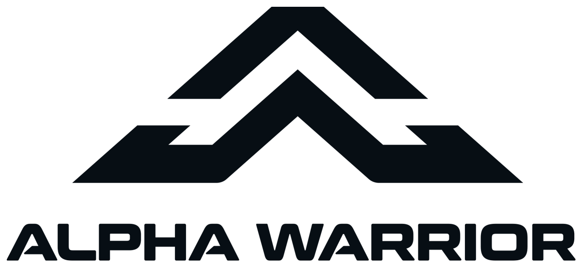 alpha warrior logo