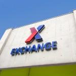 exchange store front