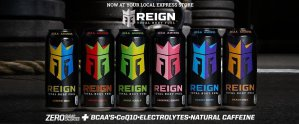 Express - New Reign Total Body Fuel Drink