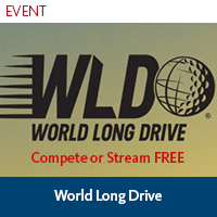 World Long Drive Event