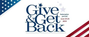 Give and Get Back
