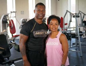 Be Fit Influencer SGM Bell and Lisa Bell