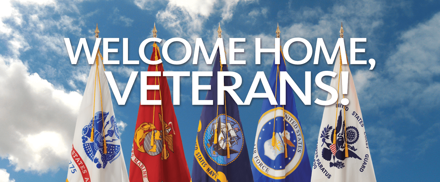 Welcome Home, Veterans