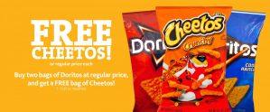 Express - Frito Lay Buy Two Get 1 Free