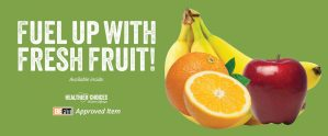 EXPRESS - BEFIT Fuel up with fruit