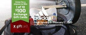 Adidas Sweepstakes