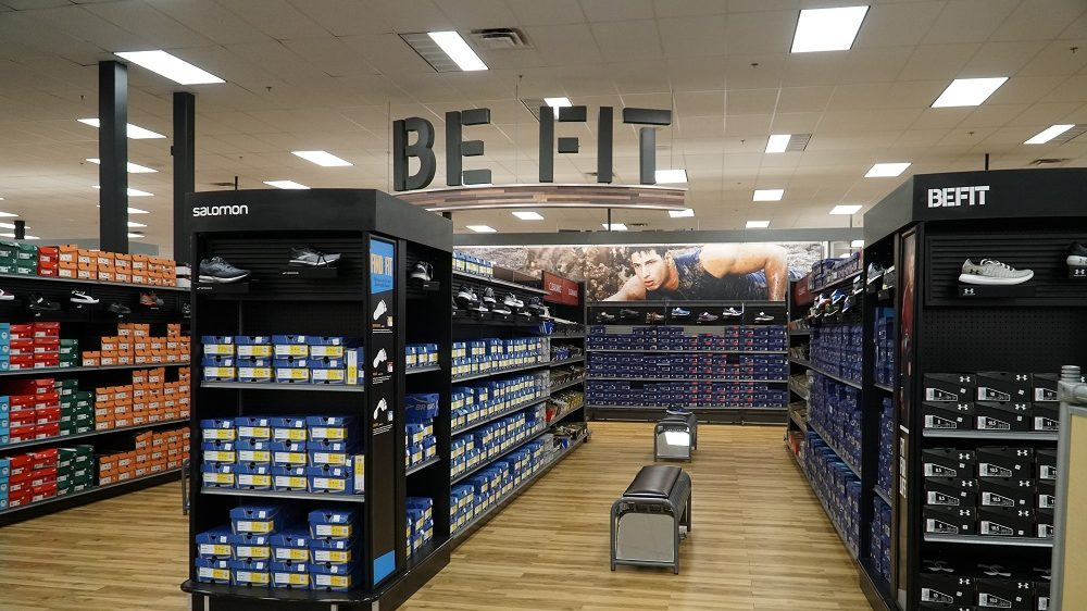 BE FIT Concept