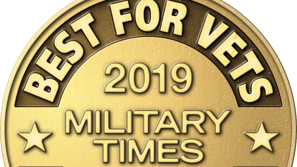 Best for Vets: Employer 2019 Seal