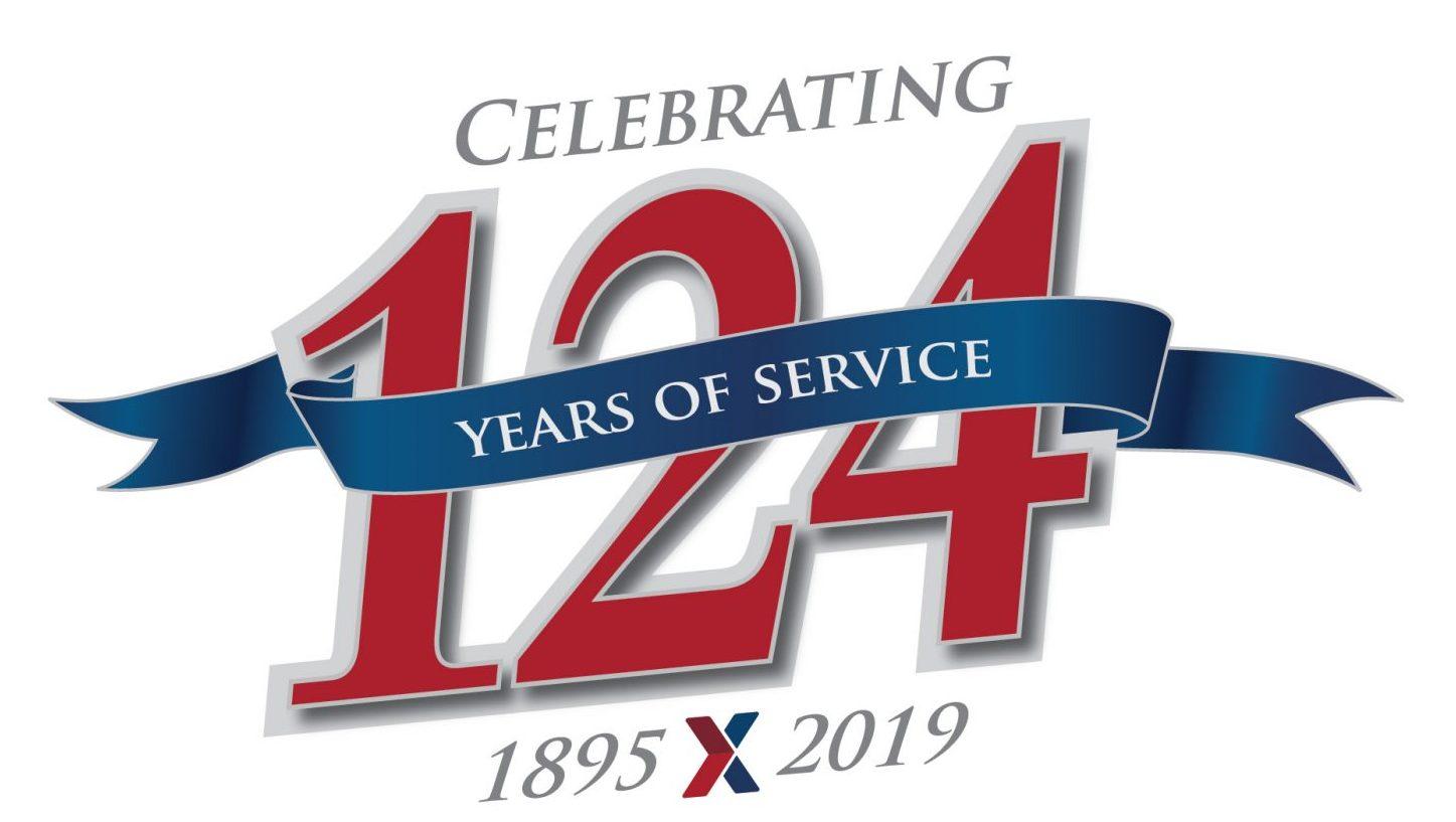 124 Anniversary Logo-01
