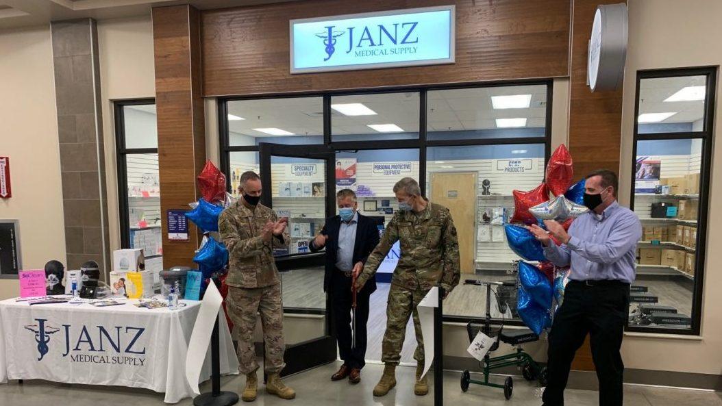 Janz MacDill Grand Opening