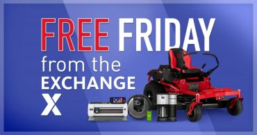Free fridays giveaways