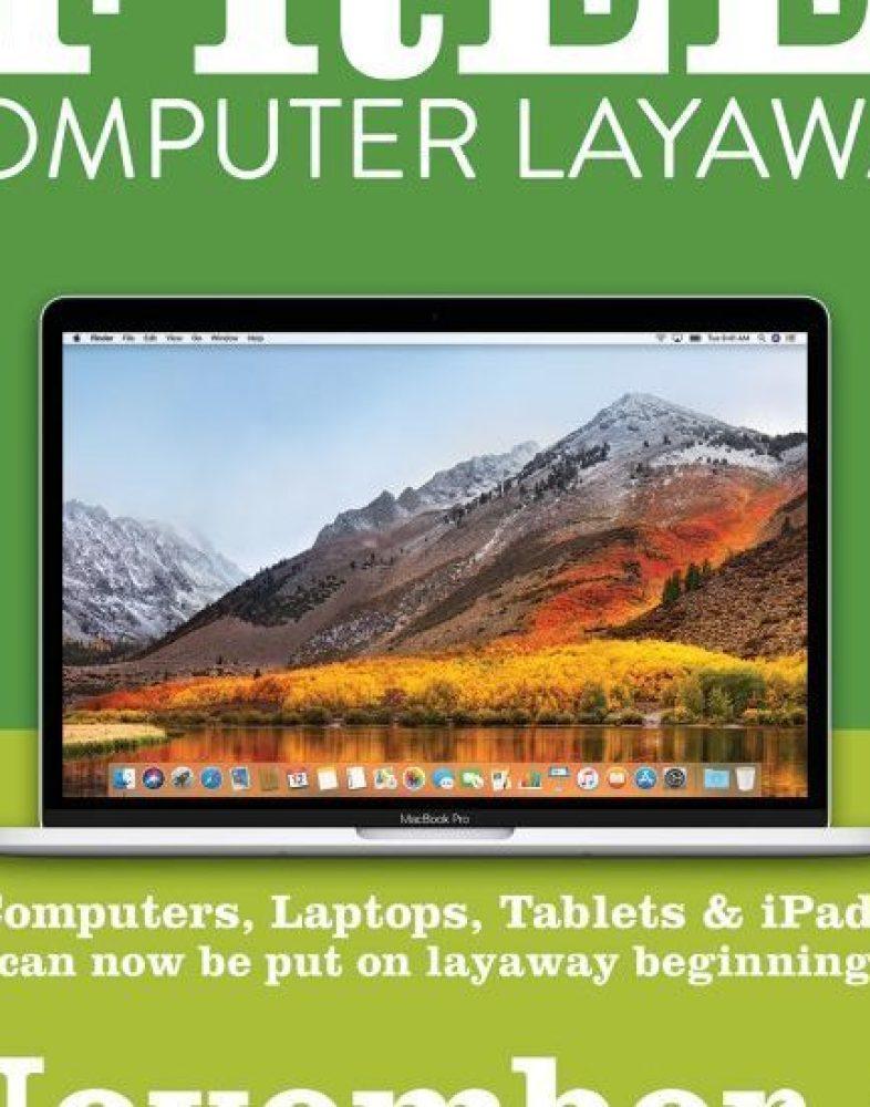Electronics Layaway (2)