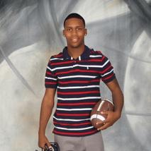 2018 AREA Scholarship Winner - Ozias Wright, son of Terri Wright, won a $3,000 scholarship.