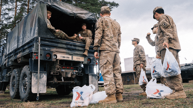 This HR program targets Veterans or Exchange retirees to fill positions in Southwest Asia and Eastern Europe locations.