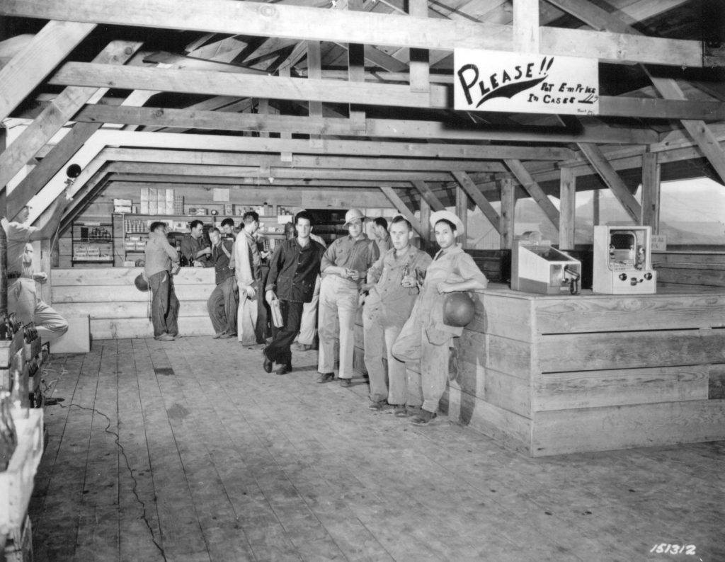 Fort Shafter, 1942