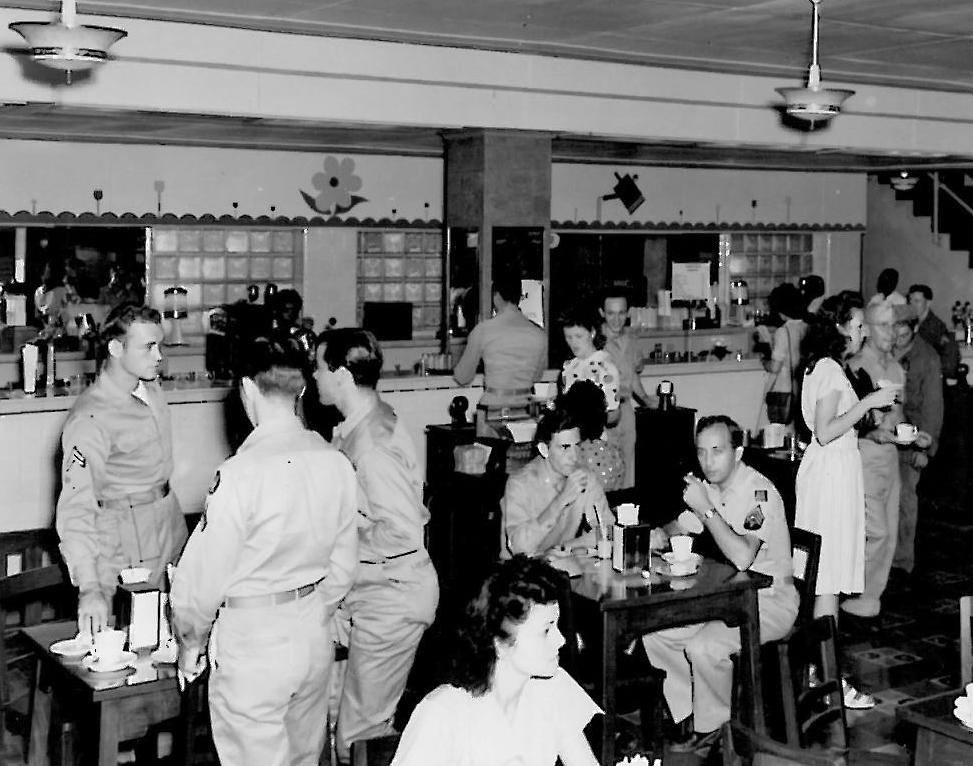 Albrook, Panama, 1954
