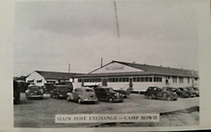 Camp Bowie, Texas