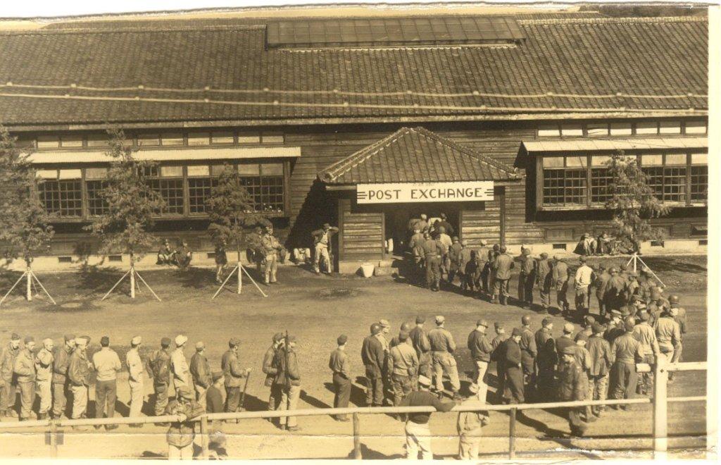 Camp Zama, late 1940s