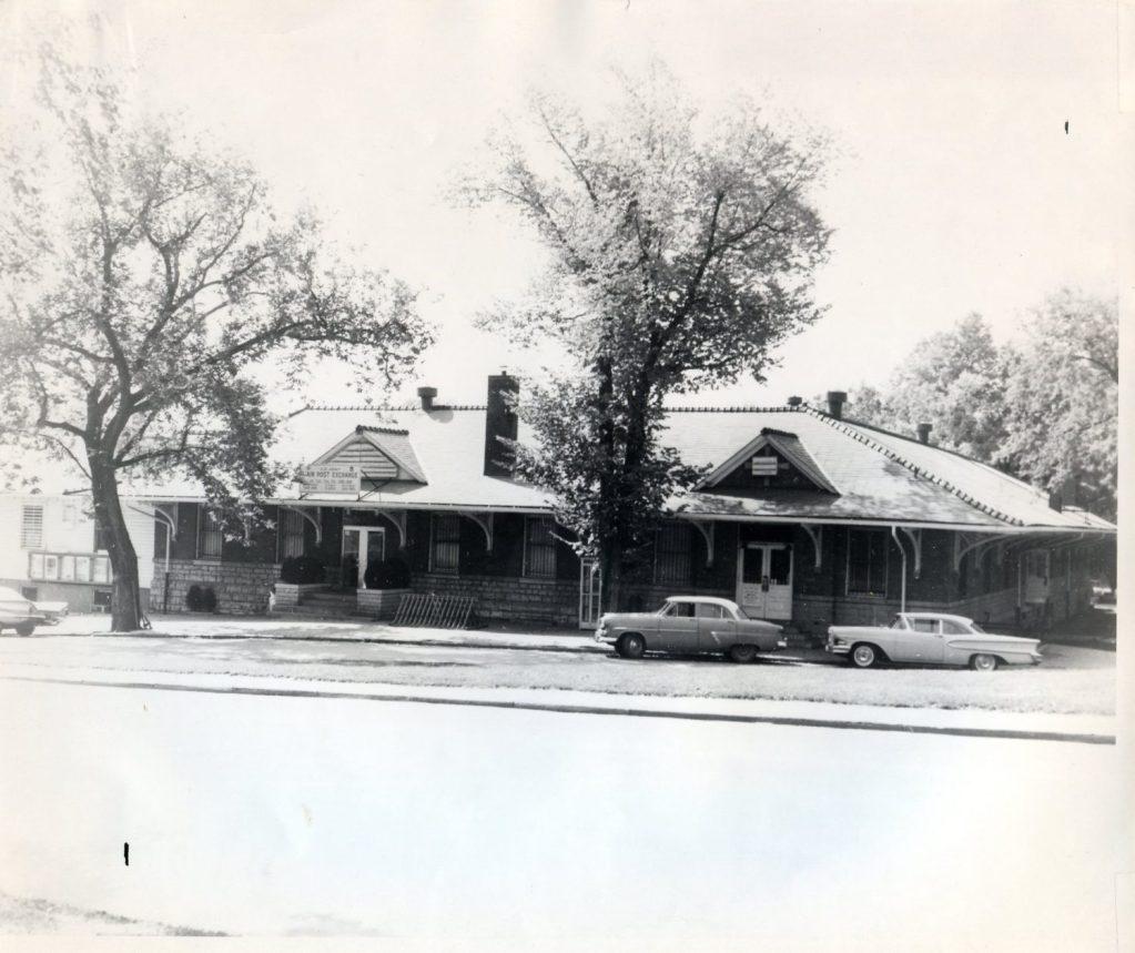 Fort Leavenworth, circa 1960