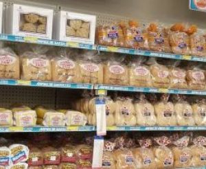 Bakeries in Korea and on Okinawa kept the shelves stocked in mainland Japan after the Yokota AB bakery shut down for repairs.