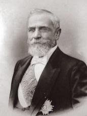 Emile Loubet, presidente de Francia