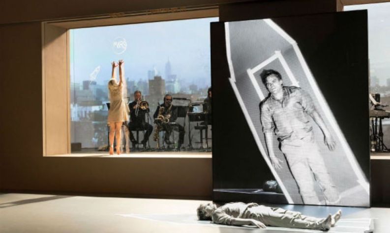 LAZARUS - King's Cross Theatre