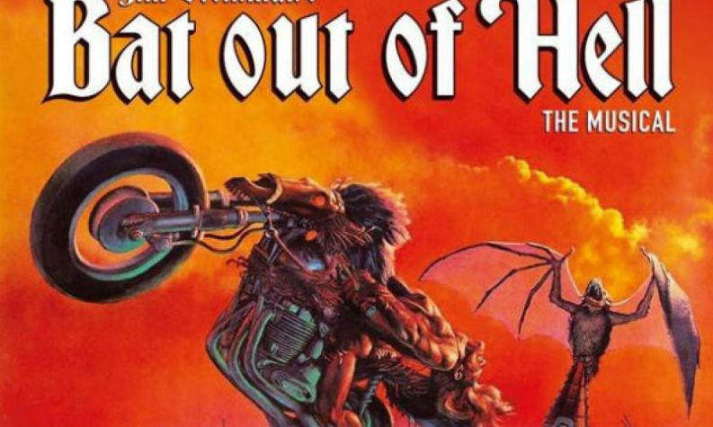Jim Steinman's Bat Out of Hell opens in London in June