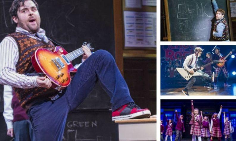 Press Pass: What do Donald Trump & Myleene Klass have to do with School of Rock?