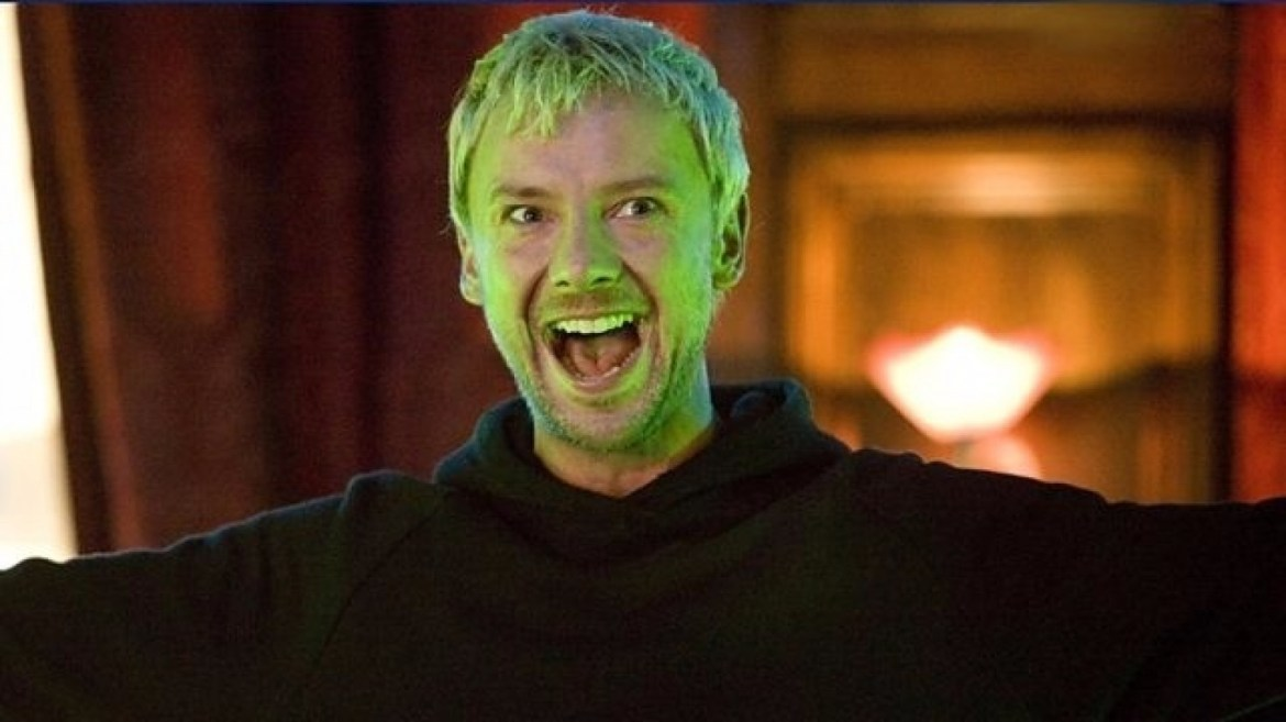 John Simm`s version of the Master returning to Doctor Who