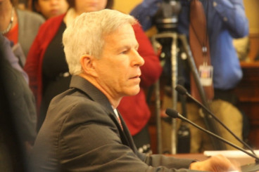 Greitens nonprofit attacks Schaaf, posts senator`s personal...