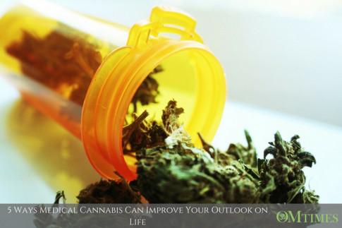5 Ways Medical Cannabis Can Improve Your Outlook on Life - OMTimes