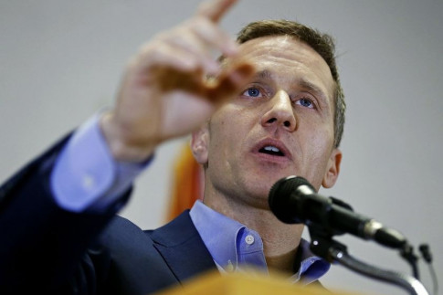 Despite failure of GOP health care bill, Greitens remains...