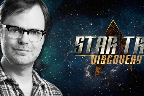 Rainn Wilson to play Star Trek scoundrel Harry Mudd on Discovery