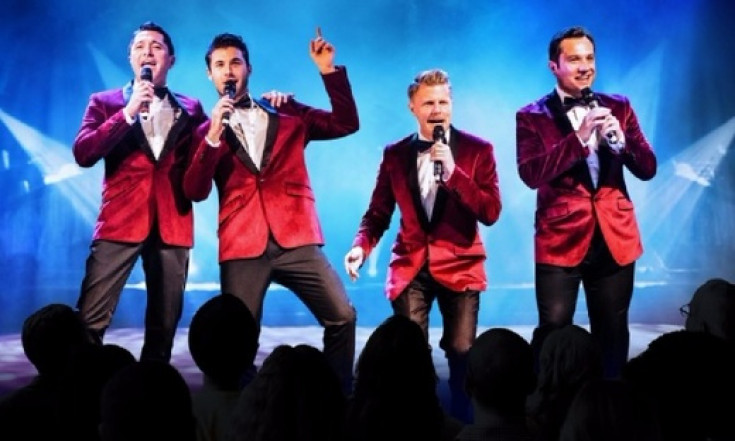 The Barricade Boys announce a line-up of 20+ musical guest stars for Christmas Cabaret