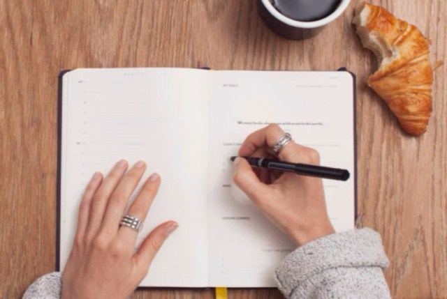 Here`s what happened after I decided to write a gratitude journal
