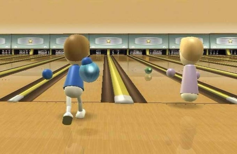 Wii Sports: champion material?