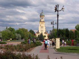 Pelerinii care vor veni la Catedrala Ortodoxa din Alba Iulia se vor putea caza intr-un hotel special amenajat pentru ei