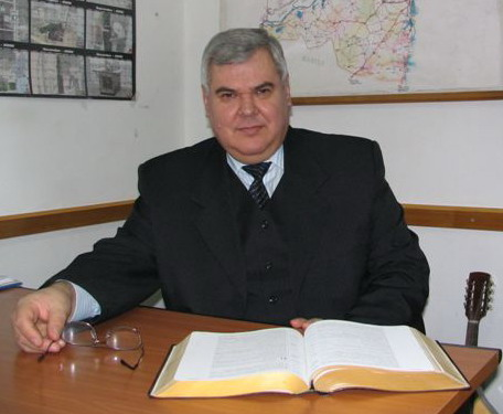 Pastor Marian Ghita - Constanţa