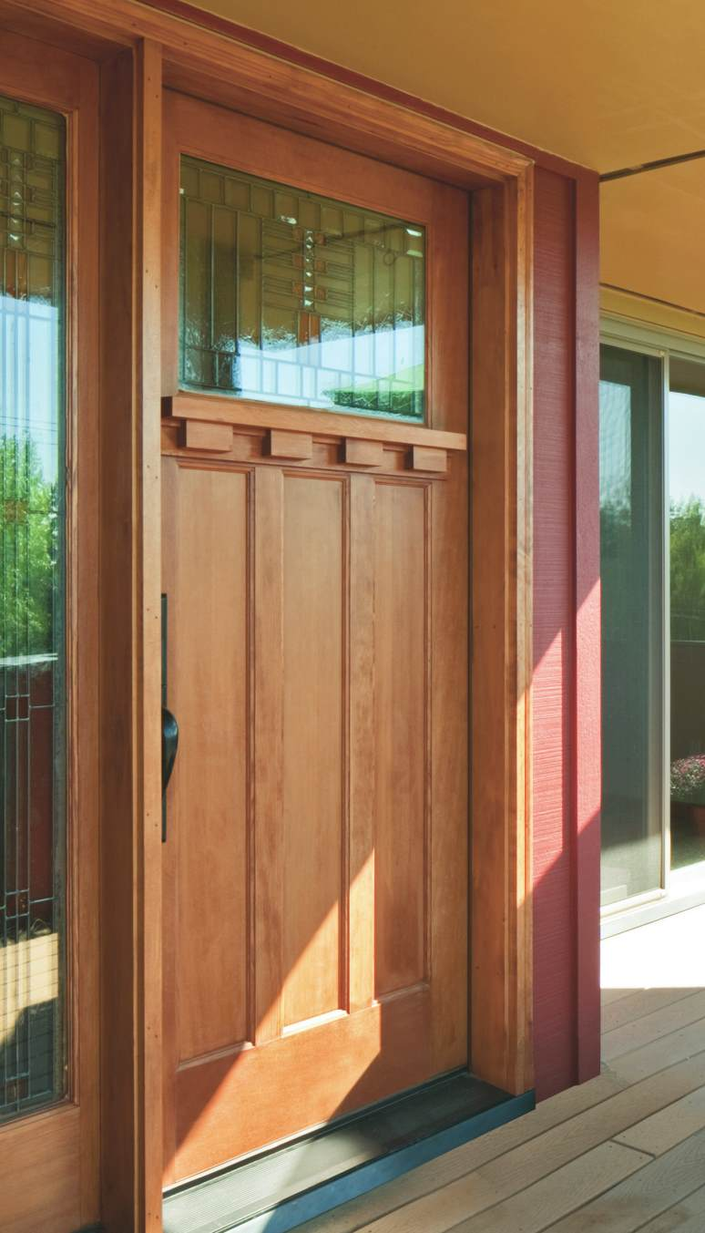 Page 1 Reeb Millwork 2015 Exterior Doors