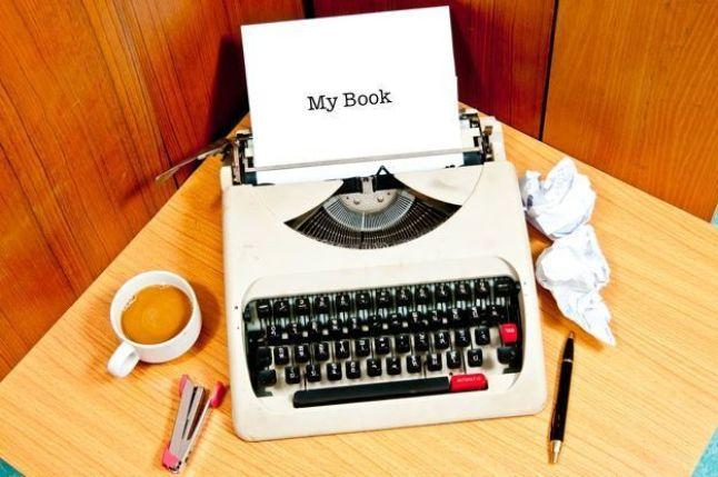 typewriter_my_book